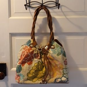 Relic brand floral purse